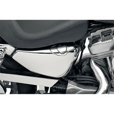 Drag Specialties Chrome Oil Cover Right Side for 04-13 Harley Sportster