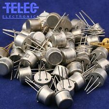 1 PC. 2N3053 NPN Silicium Low Power LF Transistor CS = TO5