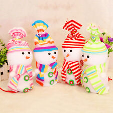 Christmas Gift Wrapping the Snowman Apple Bags Christmas Eve Box Packaging NIUK
