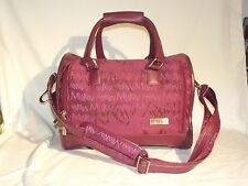 Mary Kay Burgundy Case Carry On Travel Bag Consultant Case