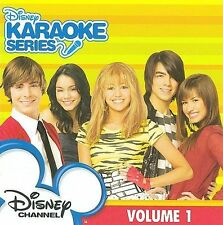 Various Artists : Disney Karaoke: Disney Channel 1 CD (2009)