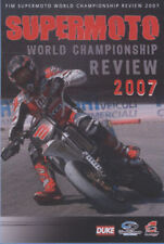 DVD:SUPERMOTO WORLD CHAMPIONSHIP REVIEW 2007 - NEW Region 2 UK