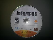 Infamous 1 Collection GAME (Sony Playstation 3) PS PS3 DISC 1 ONLY****