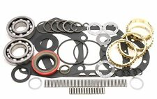 Saginaw Transmission Rebuild Bearing Kit 4 speed 3 speed 1966-85 W/Synchro Rings