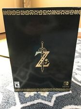 ON HAND The Legend of Zelda: Breath of the Wild Master Edition Nintendo Switch
