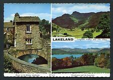 C1970's Multiviews of Lakeland - Windmere, Langdale and Ambleside