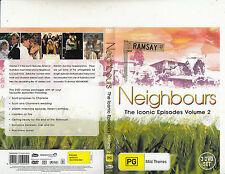 Neighbours-The Iconic Episodes:Vol2-[3 Disc Set]-1985/15-TV Series Australia-DVD
