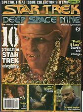 rivista cinema - STAR TREK DEEP SPACE NINE - ANNO 1998 NUMERO 25