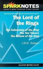 The Lord of the Rings (Spark Notes) J. R. R. Tolkien Paperback