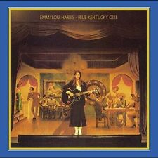 EMMYLOU HARRIS**BLUE KENTUCKY GIRL (RM)**CD