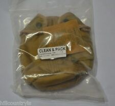 NEW NIB US Military 1 QT Canteen Cover Pouch w/ Alice Clips Tan 8465-01-012-5967