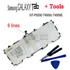 New BATTERY_ SAMSUNG GALAXY TAB 3 10.1 INCH P5200 P5210 T4500E 6800mAh US+tools