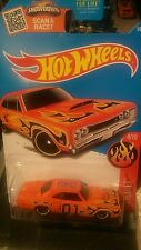 HOT WHEELS 69 dodge coronet superbee GENERAL LEE DUKES OF HAZZARD CUSTOM