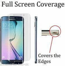 Genuine Premium TPU Anti-Shock Screen Protector Film for Samsung Galaxy S6 Edge