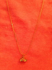 Kate Spade Nautical Necklace Classic gold filled Long chain about 36 inch