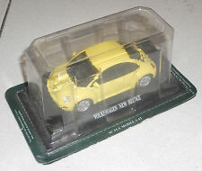 Auto VOLKSWAGEN NEW BEETLE DEL PRADO NUOVA Scale Model 1/43 Box metal die cast