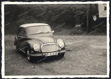 ADAC-Schauinsland-Rennen-Bergrennen-Auto Union-DKW F94 - 3 6  -um 1960