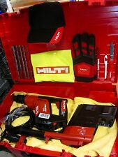 HILTI TE 5 HAMMER DRILL W/ DRS, MADE IN GERMANY, FREE EXTRAS, DURABLE, FAST SHIP
