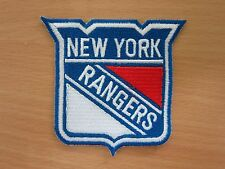 NHL New York Rangers Logo embroidered Iron on Patch High Quality Shirt Bag Cap