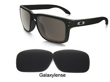 Galaxy Replacement Lenses For Oakley Holbrook Stealth Black Polarized 100%UVA&B