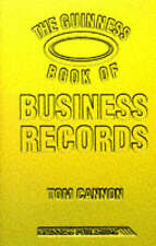 The Guinness Book of Business Records Smith, Karen, Cannon, Tom Very Good Book