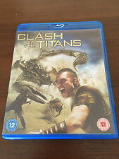 CLASH OF THE TITANS - BLURAY & DVD (WITH THE DIGITAL COPY) CASTELLANO, ENGLISH