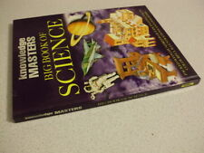 Book of Science Knowledge Master Chris Oxdale Duncan Muir Harry Ford Kay Barnham