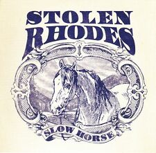 CD Stolen Rhodes-Slow Horse/Southern Rock USA 2014
