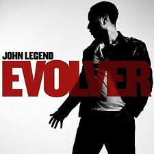Evolver 2008 by John Legend -ExLibrary