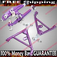 Purple Fits Nissan 240SX S13 S14 SR20 SR20DET Front & Rear Lower Control Arm