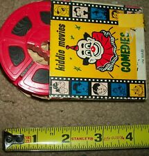 IN BAD COMEDIE KIDDIE MOVIES  FILM 8MM B&W 36