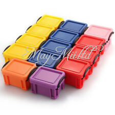 Affordable Practical Storage Box Case Container Organizer Plastic Mini Lid O ぱ