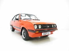 A Very Rare Early Ford Escort Mk2 RS2000 Broadstripe in Exceptional Condition.