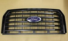 Absolute Black 16-17 F-150 Grille Painted Grill FX XLT Sport F150 Truck OEM Ford
