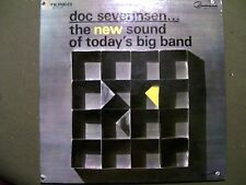 DOC SEVERINSEN THE NEW SOUND OF TODAY'S BIG BAND COMMAND RECORDS RS 917 SD