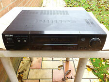 Lecteur Super VHS Philips VR1000 Player Cassette Magnetoscope Stereo S-VHS