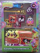 MOSHI MONSTERS 10 in 1 Accessory pack for nintendo 3ds_dsi_ds NEW