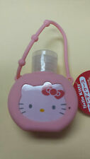Sanrio Hello Kitty Pocketbac Antibacterial Shampoo Lotion Container Pink