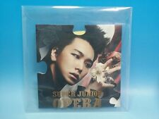 CD Opera Sungmin ver. SUPER JUNIOR JAPAN PRESS Limited SUJU