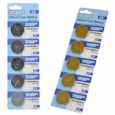 10x Coin Battery for Polar CS300 Cycling Computer& Heart Rate Monitor WRIST UNIT