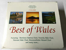 Various Artists - The Best Of Wales (CD 1995)