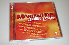 ARD MARIENHOF JUST LOVE 2 CD'S MIT XAVIER NAIDOO HIM LAITH AL-DEEN CHER A-HA