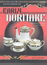 EARLY NORITAKE IDENTIFICATION AND VALUES GUIDE-ALDEN-216 PAGES-HARDBACK BOOK