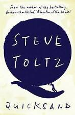 Quicksand by Steve Toltz Large Paperback 20% Bulk Book Discount