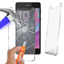 Genuine Ultra Thin Tempered Glass Screen Protector for Sony Xperia E5