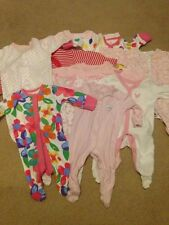 Baby GIRL NEWBORN/primo Taglia 10pc vestiti Bundle JOB LOT