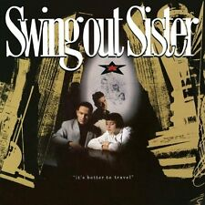 Its Better To Travel von Swing Out Sister (1987), CD