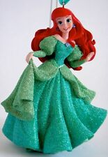 "Disney Little Mermaid Princess "" Ariel "" Figurine Resin Christmas Ornament New"