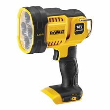 Dewalt DCL043N 18V LED Torch Flashlight Work Light / Body Only