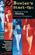 Bowler's Start-Up: A Beginner's Guide to Bowling (Start-Up Sports seri-ExLibrary